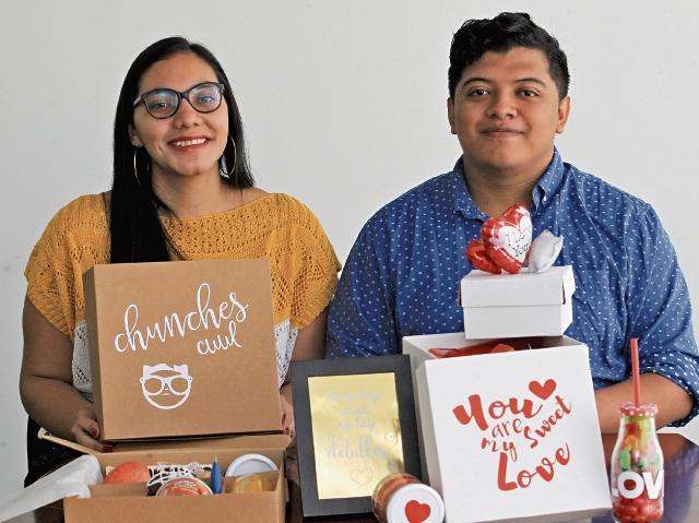 Laura Navas y Wilmer Gutiérrez son amigos, compañeros de trabajo y socios de la empresa en la que decidieron emprender.