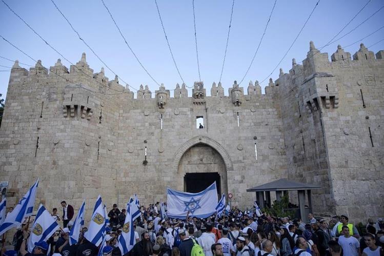 Guatemala traslada su embajada el miércoles