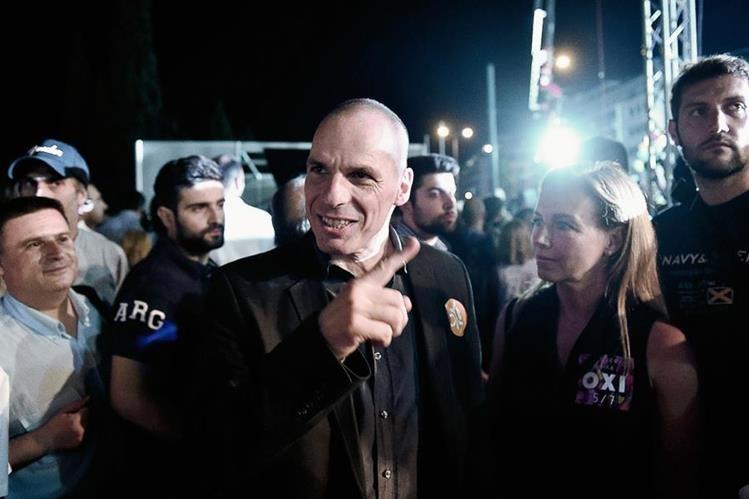 Yanis Varoufakis, aseguró que el lunes habrá un acuerdo.