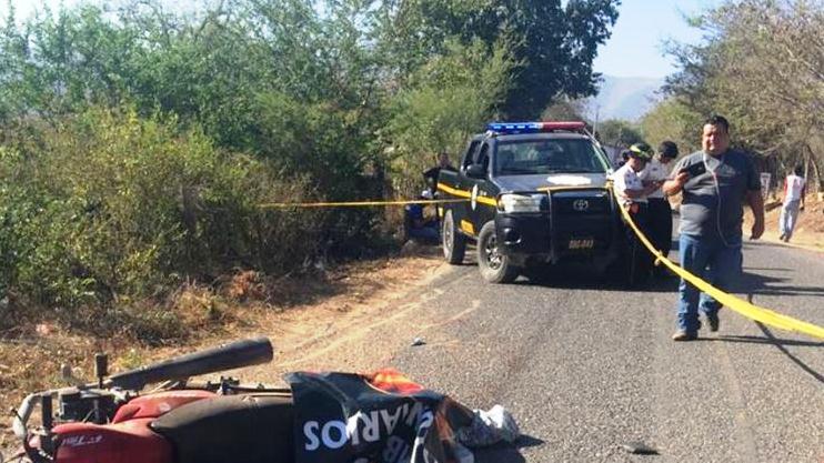 El periodista Manuel Salvador Villagrán fue asesinado en una carretera en Zacapa. (Foto Prensa Libre: Hemeroteca PL)