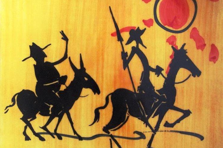 El guion de la película de Disney sobre El Quijote de la Mancha está en proceso. (Foto Prensa Libre: YouTube)