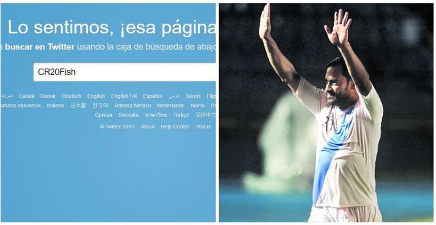 Carlos Ruiz dijo adiós a su cuenta de Twitter y sus seguidores aún no saben sus razones. (Foto Prensa Libre: TodoDeportes)