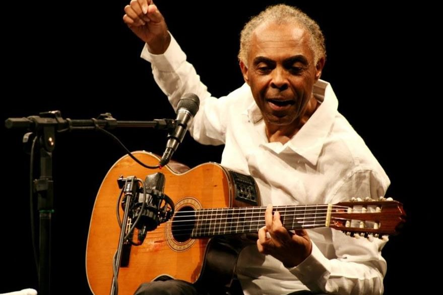 Gilberto Gil, Brasil.