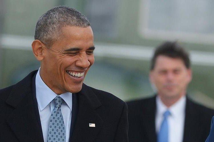 El presidente Barack Obama busca ayudar a la región. (Foto Prensa Libre: AFP)