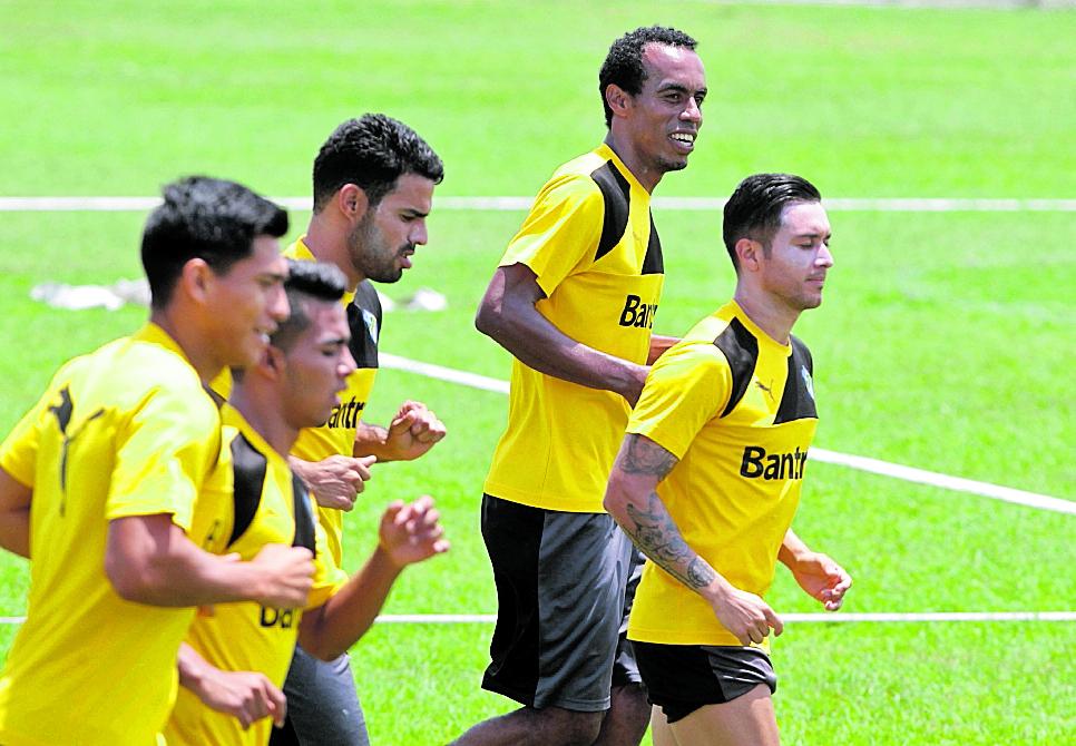 Comunicaciones inició el trabajo de cara al torneo Apertura 2017. (Foto Prensa Libre: Hemeroteca PL)