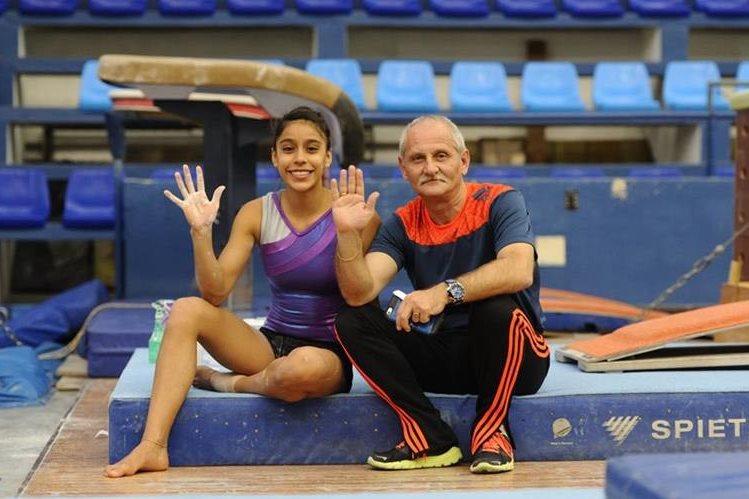 Ana Sofía Gómez estará presente en los Juegos Olímpicos de Río 2016. (Foto Prensa Libre: Hemeroteca PL)