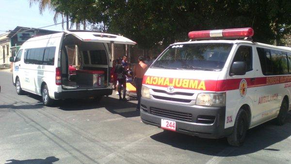 Los cuerpos de socorro han atendido varias emergencias en las vacaciones de Semana Santa. (Foto Prensa Libre: Bomberos Voluntarios)