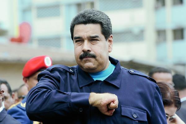 El presidente de Venezuela, Nicolás Maduro, sostendrá un encuentro con el Papa en el Vaticano.(Foto Prensa Libre:(AFP).