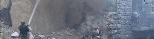 Mueren 14 civiles en bombardeos.