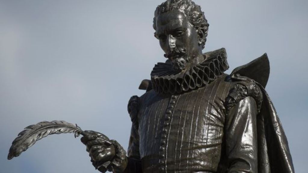 Miguel de Cervantes se refirió al término