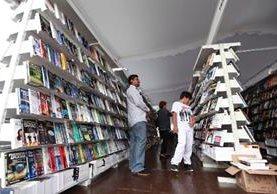 La producción de libros en la región se redujo. (Hemeroteca PL)