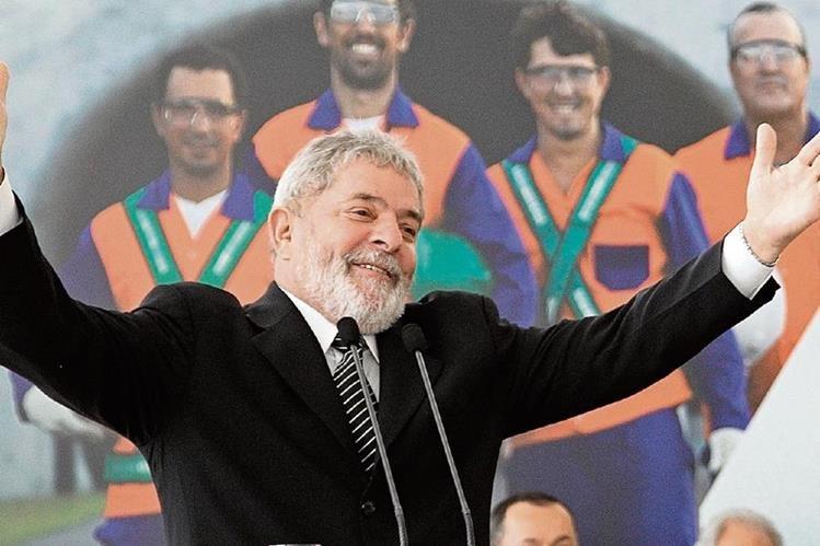 Imagen de archivo del expresidente de Brasil, Luiz Inacio Lula da Silva, fechada en 2010. (Foto Hemeroteca PL).