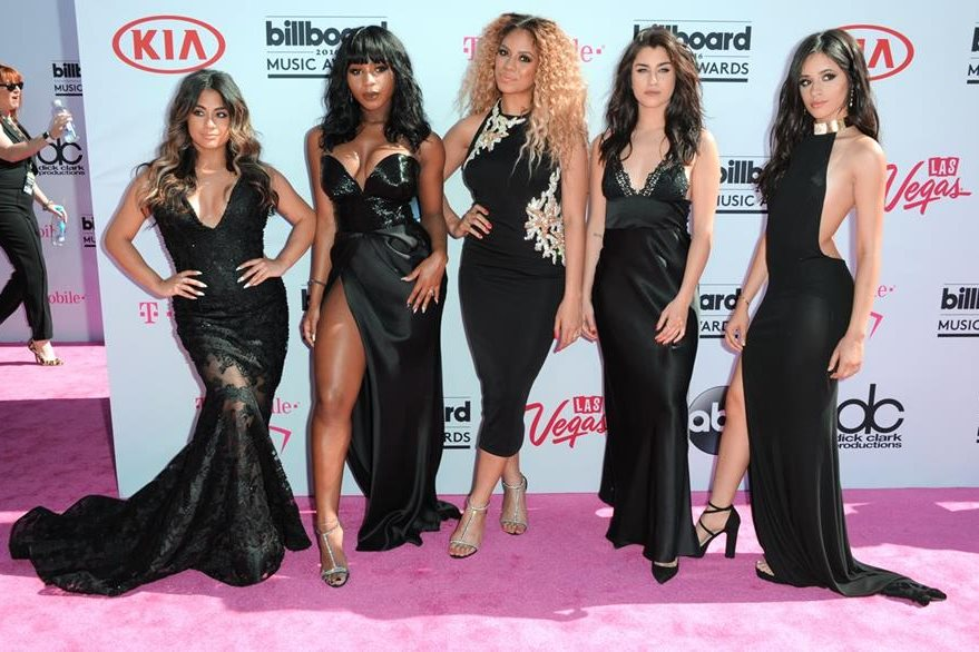 La agrupación Fifth Harmony.