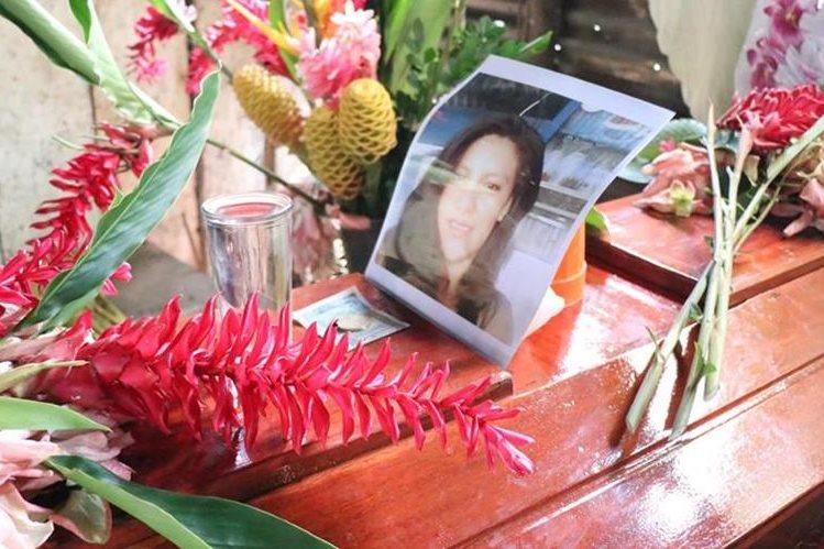 Morelia Magdalena Álvarez Yax tenía pensado ingresar en el Ejército. (Foto Prensa Libre: Cristian Soto)