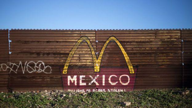 La relación entre México y Estados Unidos siempre ha sido conflictiva. AFP