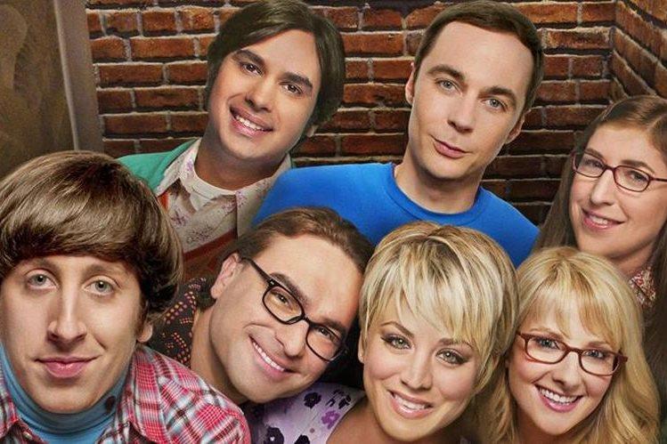La serie The Big Bang Theory se estrenó en el 2009. (Foto Prensa Libre: CBS)