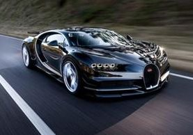 """El nuevo auto de Bugatti es """"el más potente, rápido y lujoso jamás fabricado"""", según la compañía. (BUGATTI)"""