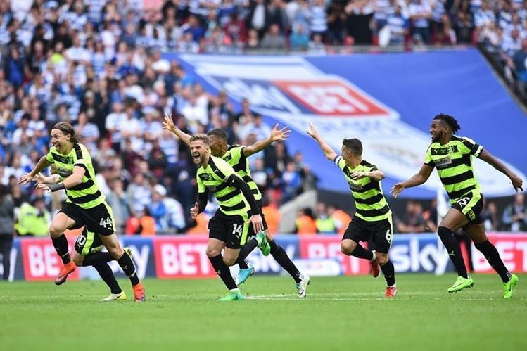 Huddersfield asciende a la Premier League