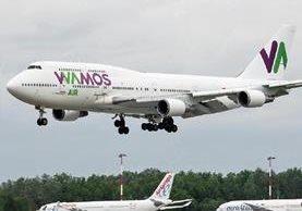 La compañía volará al país con uno de los cinco aviones Boeing 747-400 con los que cuenta.