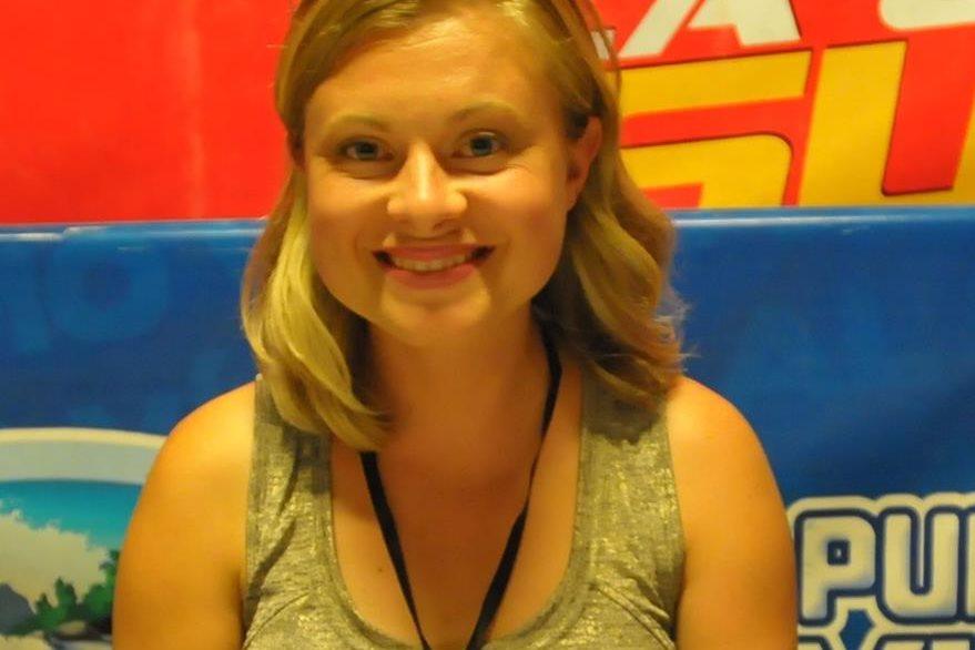 Bonnie Piesse también participó en la convención. (Foto Prensa Libre: Ana Lucía Ola)