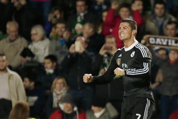 Cristiano Ronaldo disfruta de un buen momento en su carrera (Foto Prensa Libre: AFP )