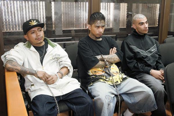 Miguel García, Lester Díaz, y Wilson Ramírez, son señalados de planear la masacre de 11 personas.