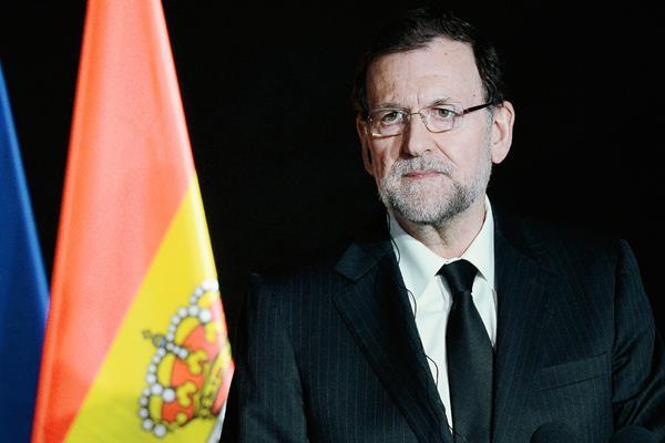 Mariano Rajoy, presidente de España.  Foto Prensa Libre:AFP)