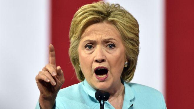 Hillary Clinton es la primera mujer con opciones reales de llegar a la Casa Blanca. GETTY IMAGES