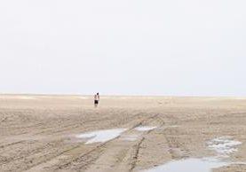 En varias ocasiones, la bocabarra del Manchón Guamuchal, Retalhuleu, ha sido cerrada debido al poco caudal, por al cambio climático. (Foto Prensa Libre: Rolando Miranda)