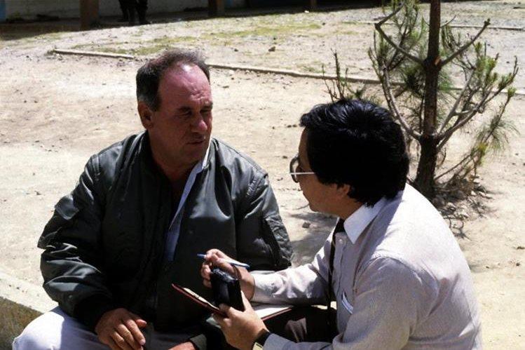 Arnoldo Vargas fue entrevistado por Prensa Libre cuando estuvo recluido en Pavoncito. (Foto Prensa Libre: Hemeroteca PL)