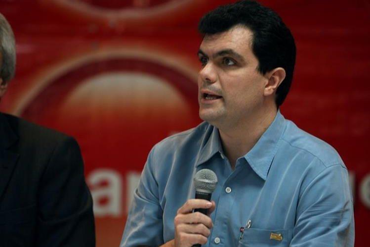 El dirigente deportivo fue denunciado debido a que presentó un finiquito alterado. (Foto Prensa Libre: Hemeroteca PL)