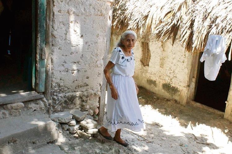 Elena Chayax vive en el área urbana de San José.