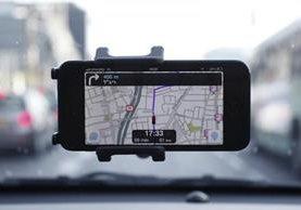 Waze utiliza el GPS del smartphone para ayudar a los conductores a llegar a su destino (Foto: Hemeroteca PL).
