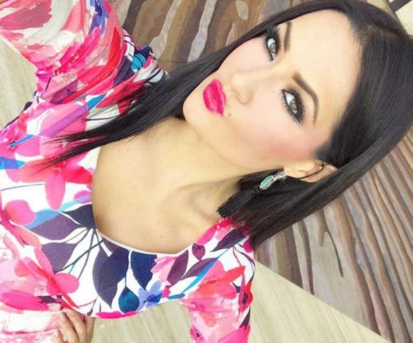 Lourdes Figueroa ya está en Filipinas y transmitirá todos los detalles de Miss Universo. (Foto Prensa Libre: Hemeroteca PL)