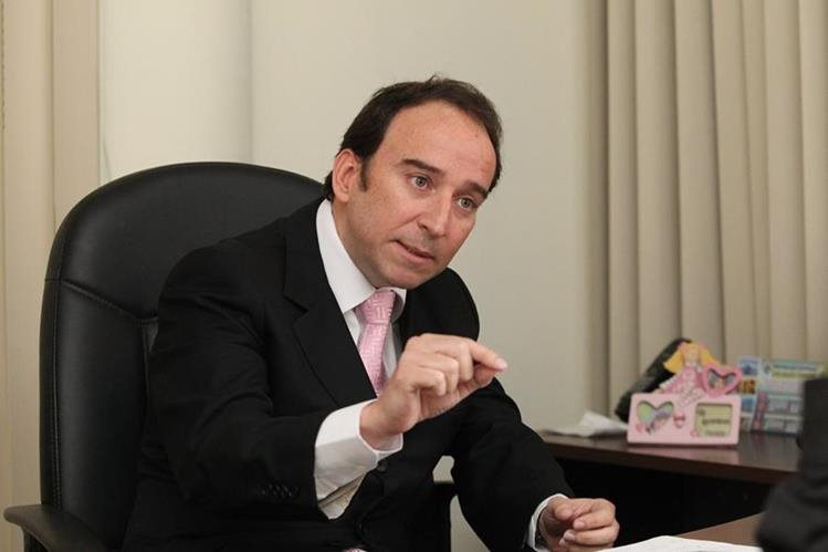 Jorge Eduardo de León Duque fue electo Procurador de los Derechos Humanos (PDH) para el período 2012-2017. (Foto Prensa Libre: Hemeroteca PL)