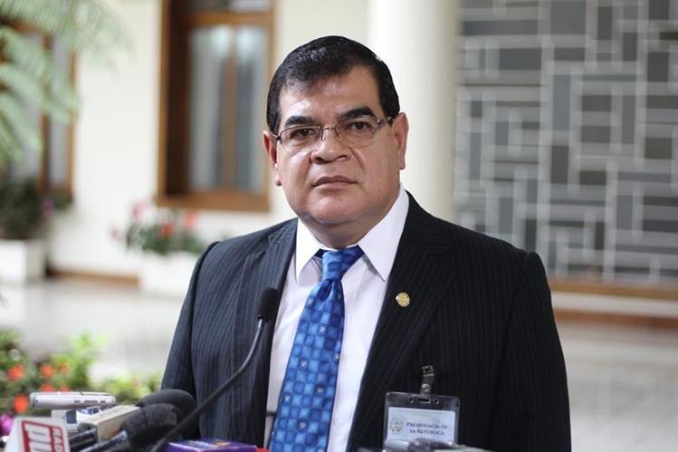 Fiscal Rony López, renuncia al MP y dejará su cargo como jefe de la Fiscalía contra el Crimen Organizado. (Foto Prensa Libre: Hemeroteca PL)