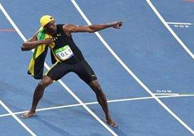 El jamaiquino volvió a ser figura en los Juegos Olímpicos.