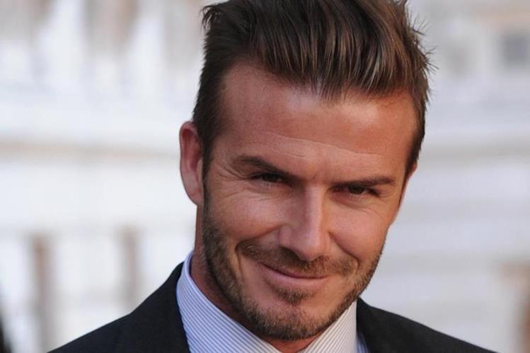 David Beckham se siente halagado por el nombramiento la revista People. (Foto Prensa Libre: AFP)