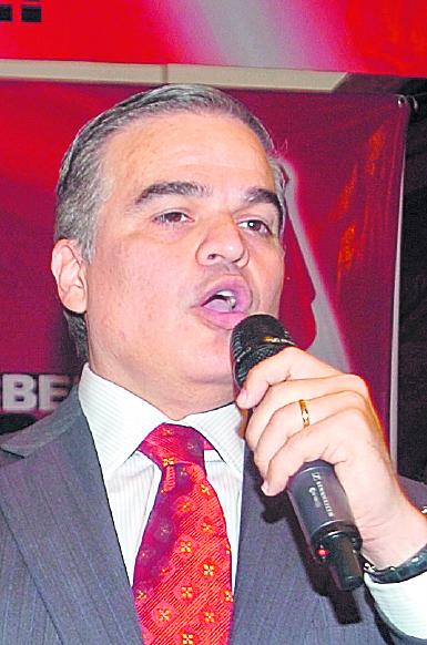 El exministro hondureño Yani Rosenthal, hijo del presidente del Grupo Continental, Jaime Rosenthal. (Foto Hemeroteca PL).