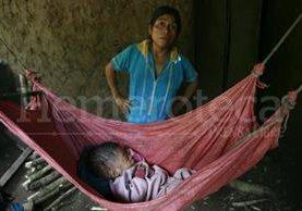 Los menores afectados suman más de un millón, pese a la implementación de políticas. (Foto Prensa Libre: Hemeroteca PL)
