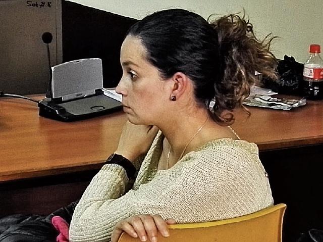 Ana Sofía Castañeda, alias la Sirenita, enfrenta a la justicia por lavado de dinero. Fue condenada por otro caso.