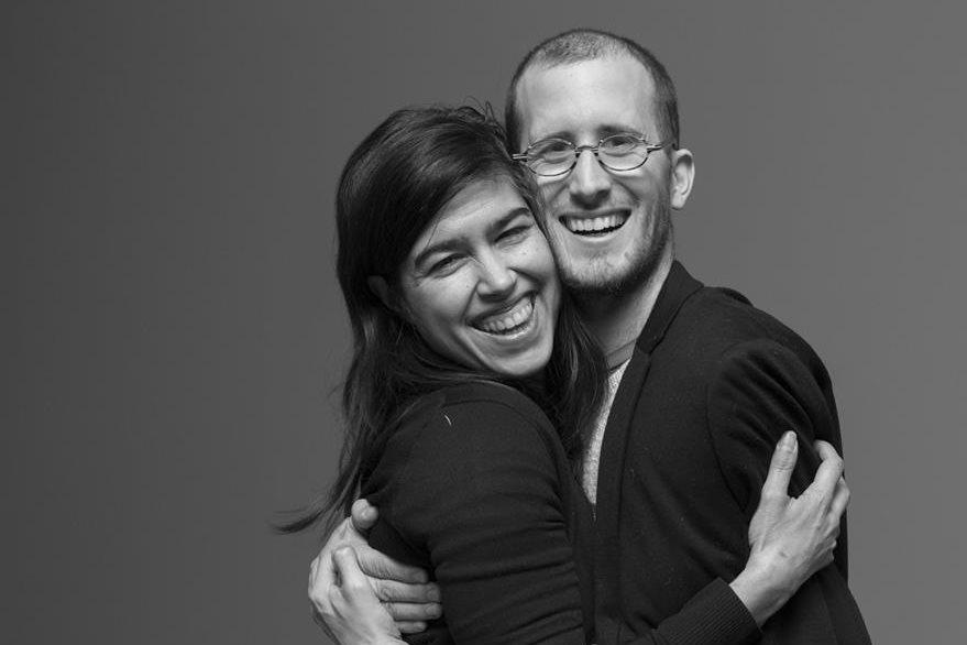 Max Ritvo y Monica Ferrell