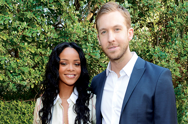 Rihanna y Calvin Harris lanzan este viernes su tercera colaboración musical. (Foto Prensa Libre: Hemeroteca PL)