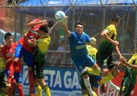 Deportivo Petapa pierde el invicto, pero sigue de líder del torneo Apertura 2017
