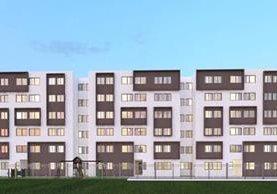 Trasciende es un complejo de tres edificios de apartamentos que se construirá en la 15 avenida y 7a. calle zona 6. (Foto Prensa Libre: Intepro y Acenvi)