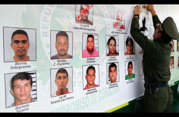 El Clan Úsuga es el cartel más importante de Colombia. (Foto Hemeroteca PL).