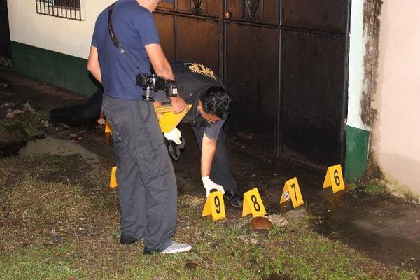 <p>Patricia Raquel Hernández Guzmán fue muerta en la colonia La Soledad en Mazatenango, Suchitepéquez. (Foto Prensa Libre: Danilo López)<br></p>