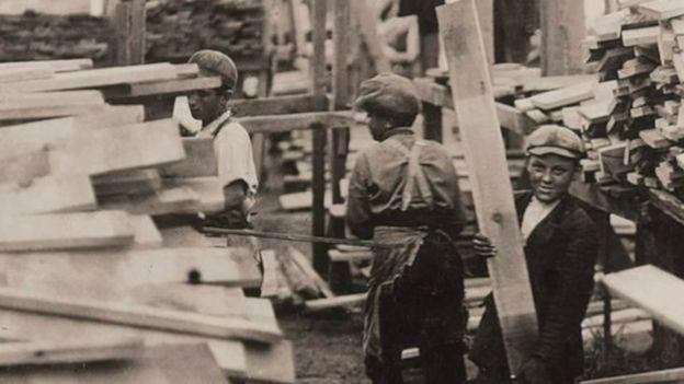 Las imágenes de Hines lograron sensibilizar a la opinión pública estadounidense. (Foto: Lewis Hines / Cortesía del Archivo Nacional de Estados Unidos)