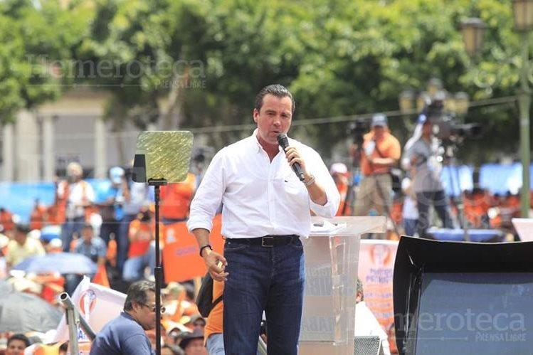 Alejando Sinibaldi es uno de los cien guatemalteocos más buscados. Cicig exige a Gobernación ubicarlo y ponerlo a disposición de la justicia. (Foto Prensa Libre: Hemeroteca PL)