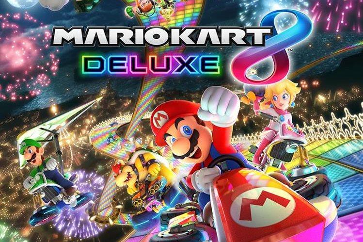 Mario Kart 8 Deluxe llegará a la nueva consola Switch el 28 de abril próximo. (Foto: Hemeroteca PL).